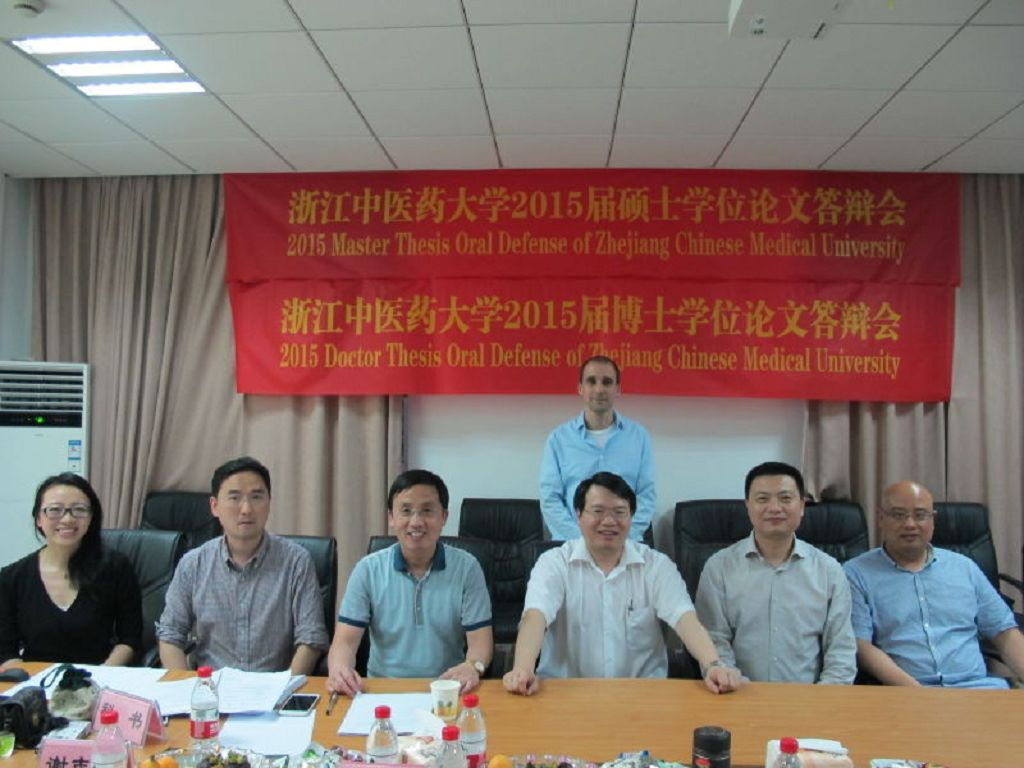 meet tim vukan from zhejiang chinese medical university