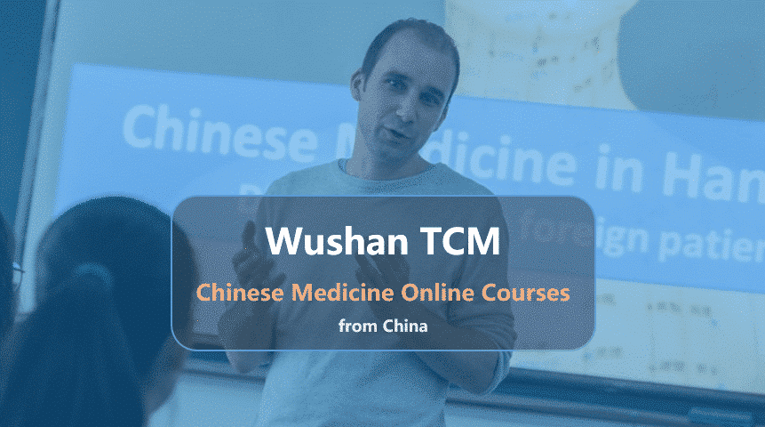 wushan tcm chinese medicine online courses from china