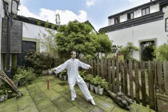 taiji lessons in hangzhou