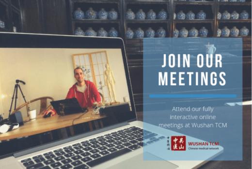 chinese medicine online meetings