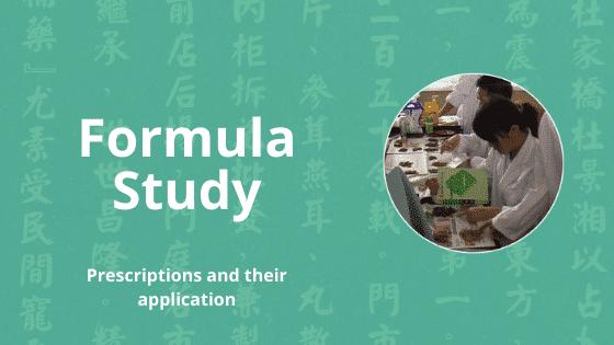 fang ji formula study