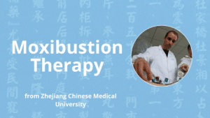 moxibustion therapy course