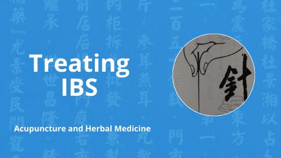 treating IBS chinese medicine