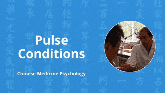 pulse conditions in chinese medicine