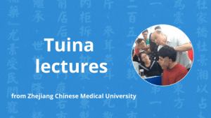 tuina lectures