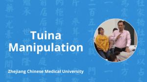 tuina manipulation techniques