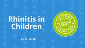 rhinitis chinese medicine