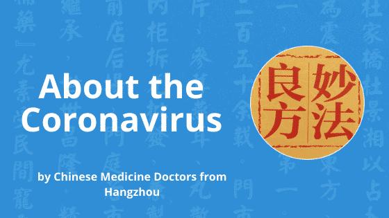 coronavirus chinese medicine
