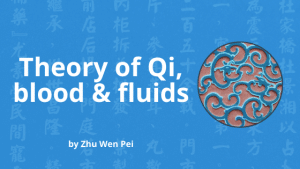 qi and body fluids