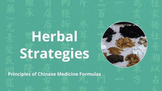 chinese herbal strategies