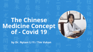 chinese medicine concept of covid 19