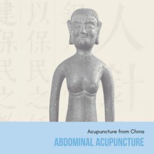 Abdominal Acupuncture Method