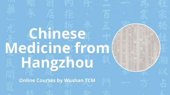 chinese medicine from hangzhou
